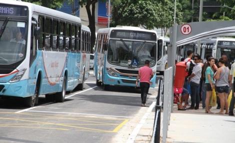 Transporte coletivo já tem data para voltar (Foto: Walla Santos)