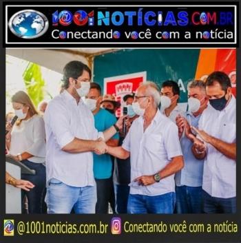 Leo diz que Prefeitura de João Pessoa faz história com recorde de pavimentação de ruas