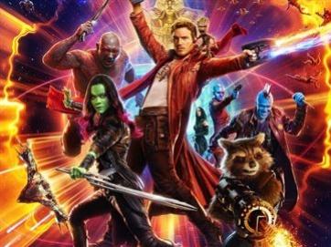 'Guardiões da Galáxia Vol. 2' chega aos cinemas; veja estreias