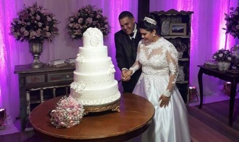 SOCIAL -  Kaio Roberto e Priscilla Freira casam-se na cidade de Areia na Paraíba