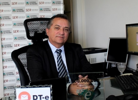 Secretário da Receita, Marialvo Laurenano