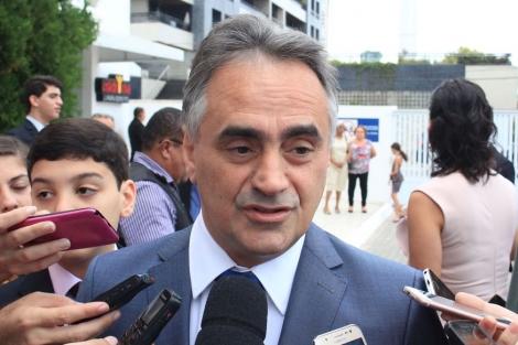 De acordo com o secretário Lauro Montenegro, os editais de convocação serão anunciados por área da administração a partir do próximo ano. (Foto: Walla Santos)