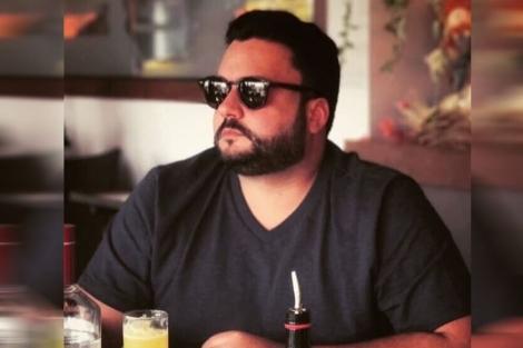 Mateus Zerbone Carlos morreu aos 34 anos, com suspeita de Coronavírus