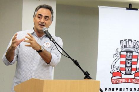 Prefeito de João Pessoa, Luciano Cartaxo, anuncia dados da gestão e equipe de transição nesta quarta-feira