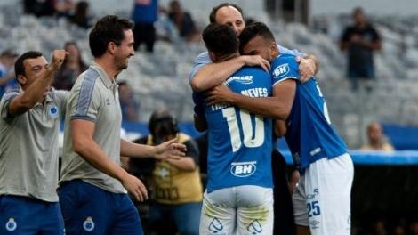 Uma estreia melhor como essa é impossível de imaginar para o torcedor do Cruzeiro e para o técnico Rogério Ceni.