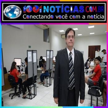 Geraldo Emílio Porto, o quarto magistrado a se averbar suspeito de apreciar ações da Operação Calvário