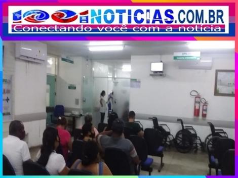 Servidora usa de critério por amizades ou pedidos na UPA do Valentina  -  Foto: Divulgação/Internet