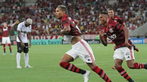 Flamengo venceu o Volta Redonda por 3 a 2, neste sábado, em um belo jogo pela 3ª rodada do Campeonato Carioca.