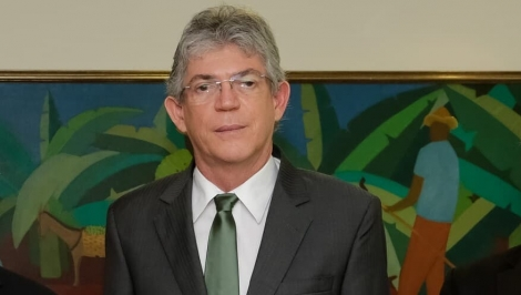 Ricardo Coutinho(Imagem: Palácio do Planalto/Marcos Corrêa)